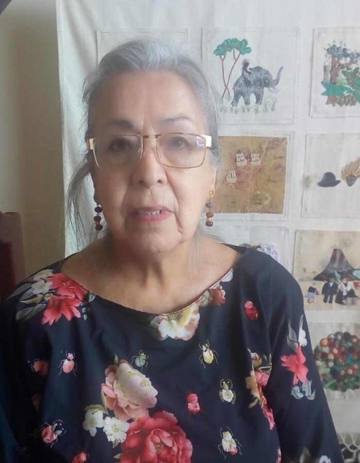 Alicia del Socorro Gómez