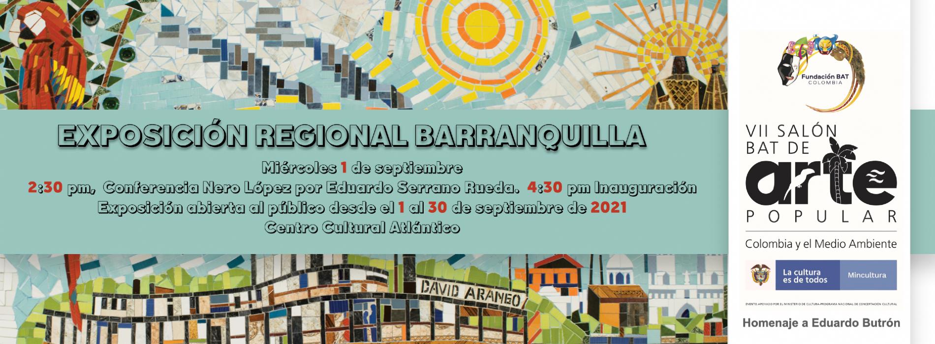Exposición Barranquilla
