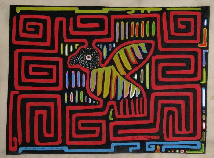 Mola- Homenaje cuna