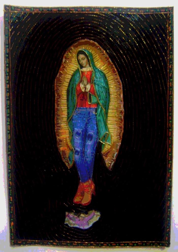 La Morenita del Tepeyac