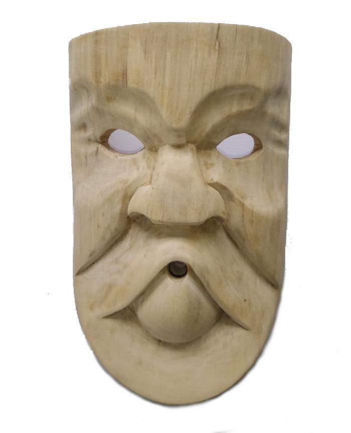 Máscara San Juan mujer