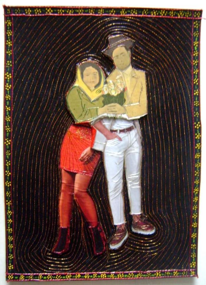 Los suicidas del Sisga II (Sobre una obra de Beatriz González)